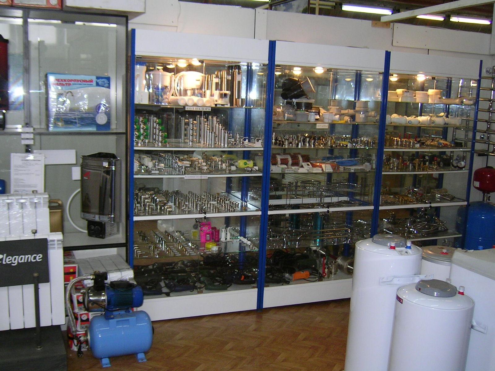 Сайт газового и насосного оборудования. Интернет-магазин